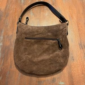 Maurizio Tauiti Leather Shoulder Bag Made in Italy